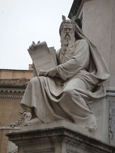 #Moses in #Rome #Italy