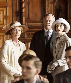 happymathilda:  Downton Abbey S05E08