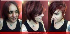 Cambio de Look - Corte de Cabello - Tendencia en Corte y Peinado. Christian Diaz By. Belleza Capilar (011)153-052-6190