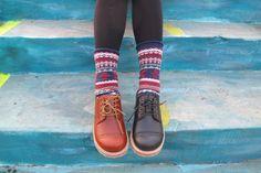 【Gentlewomen紳士女生】 ABBEY 英式德比鞋 BROGUES NOT OXFORDS https://farm1.staticflickr.com/514/19585486210_3407fe09d4_b.jpg 古早鞋匠會在鞋頭多加一塊皮革來增加鞋頭的耐磨度,常見於工作靴或軍靴上。 ...
