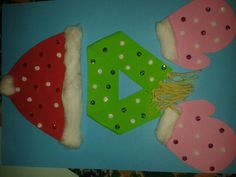 winter-clothes-craft-idea | Crafts and Worksheets for Preschool,Toddler and Kindergarten
