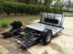 car dolly with carrier - Google Search