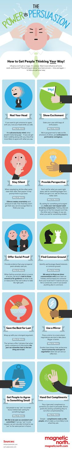 Trading & Currency infographic & data The Secret Guide To Persuasion. Infographic Description The Secret Guide To Persuasion Inbound Marketing, Business Marketing, Media Marketing, Art Of Persuasion, Advertising Techniques, Agree With You, How To Influence People, Meditation Benefits, Leadership Tips