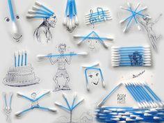 Illustrations créatives de Victor Nunez.