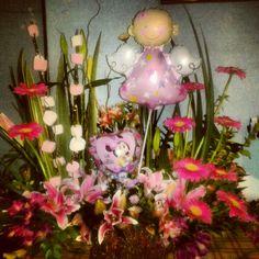 Arreglo Floral, recién nacido!