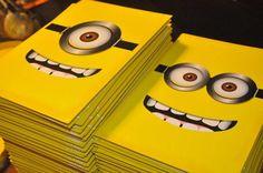 Despicable Me Minion Party via Kara's Party Ideas Kara'sPartyIdeas.com #Minion #PartyIdeas #Supplies (9)