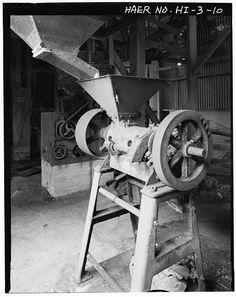 10.  HULLER - Haraguchi Rice Mill, Hanalei River, Hanalei, Kauai County, HI
