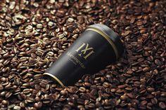 Morning Star, Cafe Bar, Occult, Branding, Behance, Gallery, Check, Brand Management