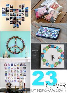23 Instagram Crafts!