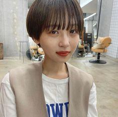 Fashion Books, Short Hair Styles, Hairstyle, Aoyama, Characters, Bob Styles, Hair Job, Hair Style, Short Hair Cuts