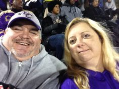 At the ECHS/Newnan game 2014