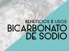 El bicarbonato de sodio es una alternativa natural con cientos de usos, aquí mis favoritos y el por qué no debe faltar en tu casa