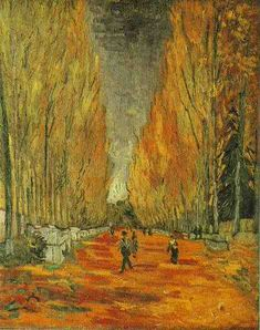 Vincent van Gogh: The Paintings (Les Alyscamps)