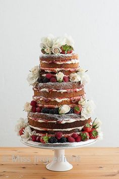 Lisa   Josh: Thoughts on the Wedding Cake