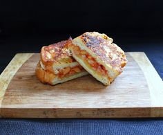 PicNic: Baked Bean French Toast Sandwiches