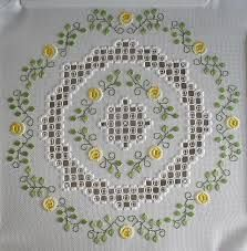 cross stitch hardanger embroidery - Buscar con Google