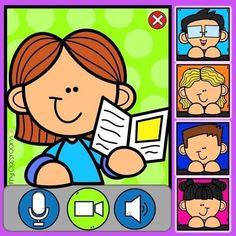 School Hallway Decorations, School Pictures, Class Pictures, School Hallways, Go Math, Little Tykes, Virtual Class, Numbers Preschool, Teaching Time