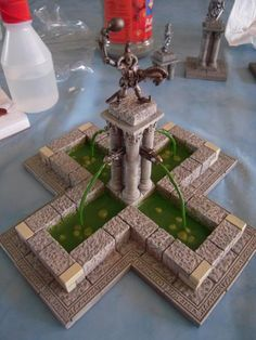 My own little corner of Mordheim. - Page 14 Best Picture For Tabletop Games design For Your Taste You are looking for something, and it is going to tell you exactly what you are looking for, and you Most Beautiful Pictures, Cool Pictures, Hirst Arts, Warhammer Terrain, Game Terrain, Dungeon Maps, Wargaming Terrain, Little Corner, D Craft
