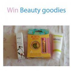 Win #Beauty goodies ^_^ http://www.pintalabios.info/en/fashion-giveaways/view/en/3479 #International #Cosmetic #bbloggers #Giweaway