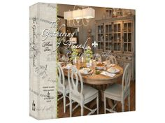 The ultimate hostess cookbook! The Gathering of Friends Volume Five.