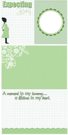 Christina Collins: Project Baby (Project Life) FREE printables