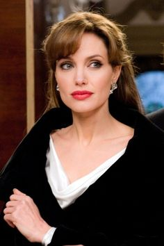 """Angelina Jolie looked sophisticated and stunning in """"The Tourist"""". You could pull off a look like that with a product from Hair2Wear!"""