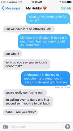 8 Husbands React to Their Wives Texting Them Lines From <i>Fifty Shades Darker</i>  - HarpersBAZAAR.com