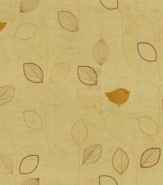 Upholstery Fabric-KAS Branch Amber: upholstery fabric: home decor fabric: fabric: Shop | Joann.com