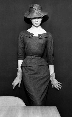 Ivy Nicholson, 1954. source unknown :(