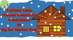 This PowerPoint Presentation allows you to add your own text and pictures to an animated Winter Holiday theme background. Snow is falling, the cozy cabin has a fire in the fireplace, and the setting is winter tranquility.This customizable PowerPoint background is easy to manipulate, and is ready for you to add you text and pictures to.