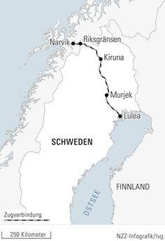 Schwedische Erzbahn