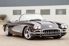 Chrome 58 Vette...Re-pin Brought to you by Agents of #carinsurance at #HouseofInsurance in #EugeneOregon