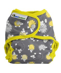 The Best Bottom diapering system is fabulous! Trim-fitting, highly absorbent, simple to use, and one of the most affordable options. Fabric: waterproof PUL Made in the USA - More details - Care See FA