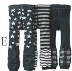 Winter Warm Baby Leggings Clothes 3pcs