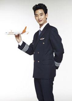 #KimSooHyun for Jeju Air