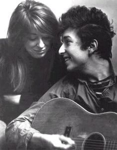 Bob Dylan and Suze Rotolo New York City 1961