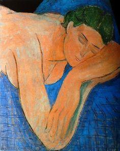 Henri Matisse -Le rêve