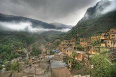 【画像あり】 イランの村の景観が素晴らしいと話題に!なんじゃこりゃああああwwwwwwwww