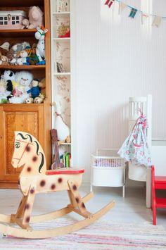 Hem och Lycka: Barnkammaren