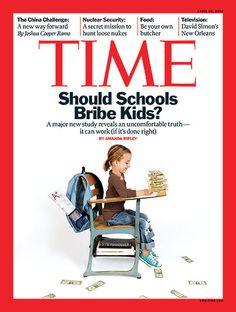 Should Schools Bribe Kids? | Apr. 19, 2010