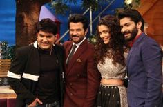 Watch The Kapil Sharma Show 8th October 2016 Episode 49 Video Guest Mirzya Star Cast