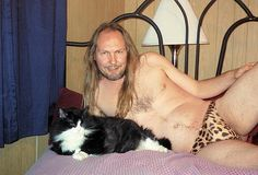 And this. | The 49 Most WTF Pictures Of People Posing With Animals