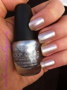 L.A. Colors Lush Lavender - £0.99    http://moonflowermakeup.blogspot.co.uk/2012/05/year-of-nail-polish-23-la-colors-lush.html