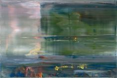 "Gerhard Richter ""Abstraktes Bild"""