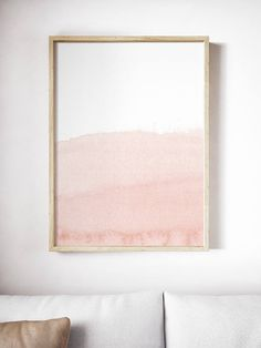 Blush Pink Watercolor Print, Abstract Prints, Pale Pink Art Prints, Coral Painting, Champagne Pink W Pink Watercolor, Abstract Watercolor, Abstract Art, Modern Art Prints, Wall Art Prints, Coral Painting, Coral Wall Art, Minimal Art, Maila