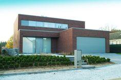 Nieuwbouwwoning R - E | Architectenbureau Houtmeyers