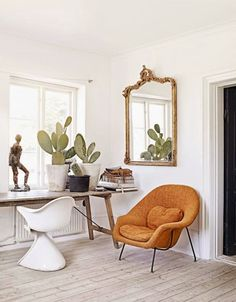 The house interior designer Marie Olsson or how combined with (a lot) different styles style | Etxekodeco