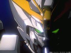 Gundam face