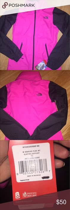 NWT The North Face Jacket, size XS Relaxed Fit, Dryvent, perfect for those chilly mornings and evenings The North Face Jackets & Coats