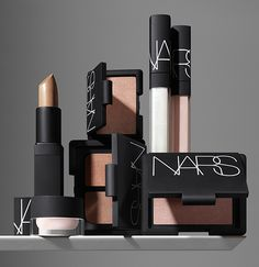 NARS understated and muted? While NARS Cosmetics is normally known for daring color, this collection shows a different, more subdued Read Makeup Goals, Love Makeup, Beauty Makeup, Zoella Beauty, Mally Beauty, Concealer, Eyeshadow Palette, Oriflame Cosmetics, Makeup Collection
